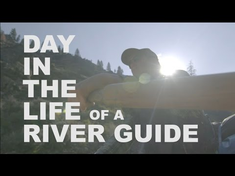 A Day in the Life of an Idaho River Guide