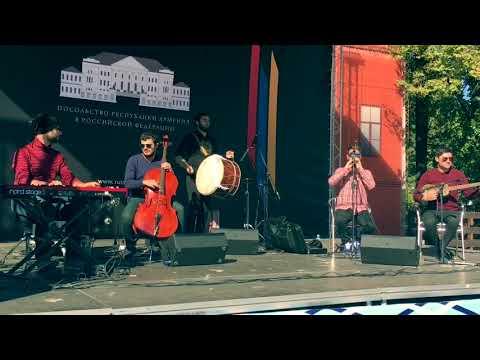 Армянские национальные инструменты, аутентичное звучание и много солнца ...