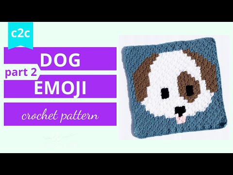 crochet-corner-to-corner-(c2c)-dog-emoji-graph-tutorial-(part-2)