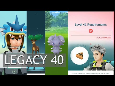 Go Beyond Legacy 40 Quest, Espurr, XL Candy, Autumn Deerling and more!