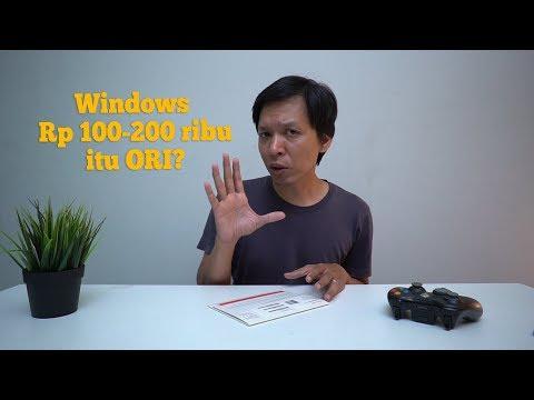 Mengenal Jenis Lisensi Windows