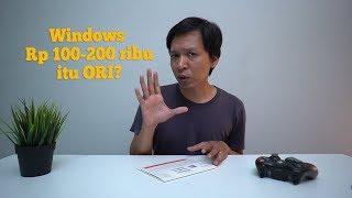 Ngobrol Yuk: Mengenali jenis lisensi Windows