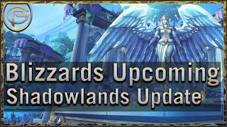 Blizzards Big Shadowlands Update This Week