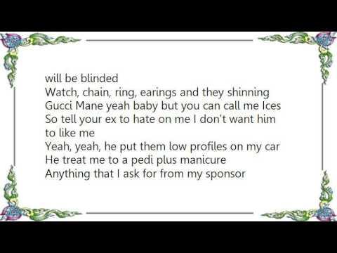 Gucci Mane - Sponsor Lyrics
