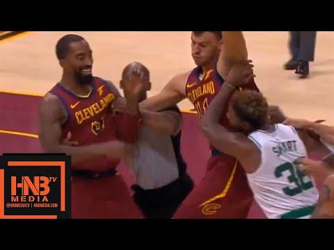 Boston Celtics vs Cleveland Cavaliers 1st Qtr Highlights | 10.06.2018, NBA Preseason