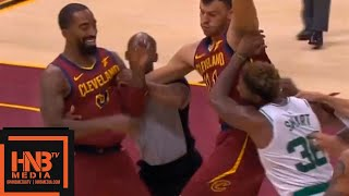 Boston Celtics vs Cleveland Cavaliers 1st Qtr Highlights | 10.06.2018, NBA Preseason