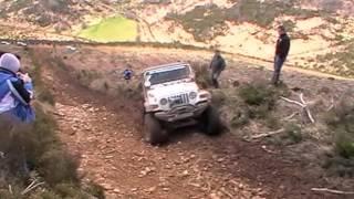 Ruta  4x4 Pedrafita 2013