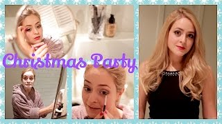 Get Ready With Me: Christmas Party! Thumbnail