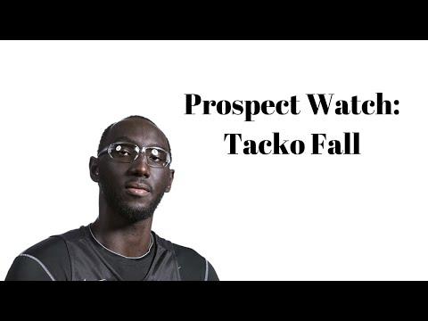 Prospect Watch: Tacko Fall