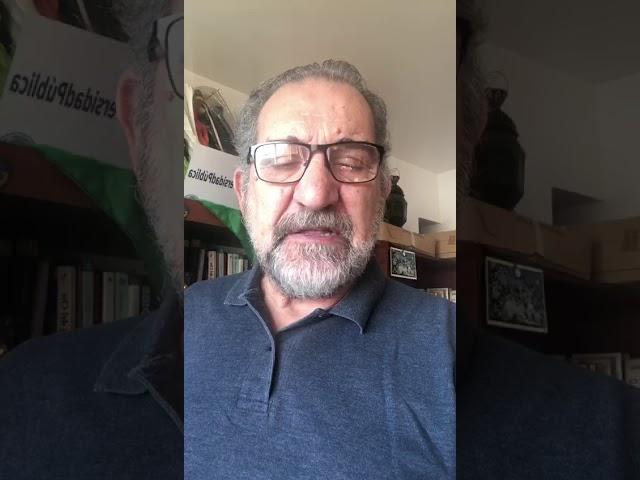 Saludo del secretario general de CONADU, Carlos Defeo