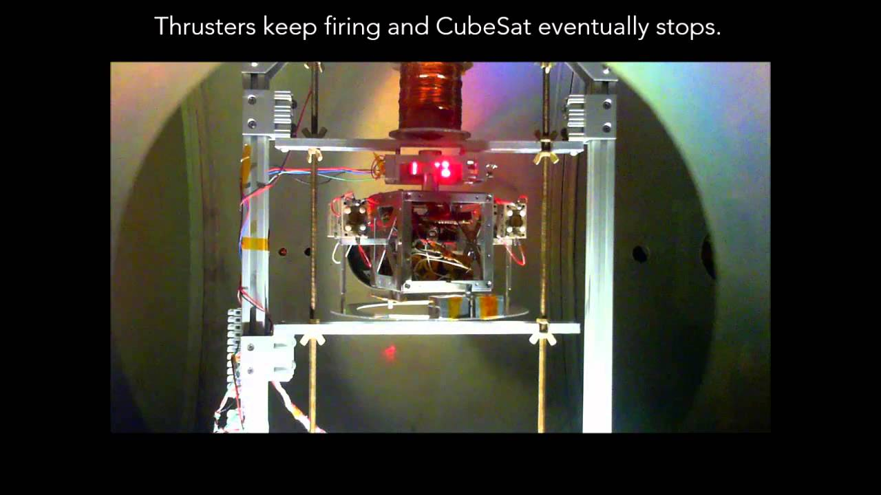Superefficient, superlight cubesat propulsion that is also ten times