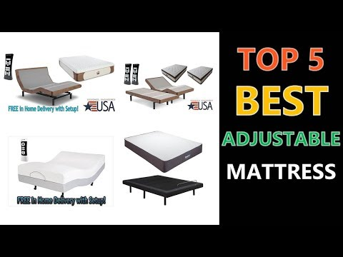 Best Adjustable Mattress 2018