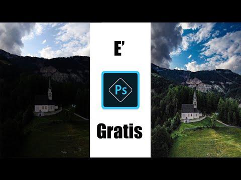 E' GRATIS La Miglior App Per Modificare Le Tue Foto | PS EXPRESS Tutorial ITA Pt1