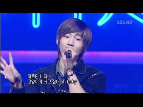 [HD] 040321 TVXQ - Hug @ SBS Inkigayo