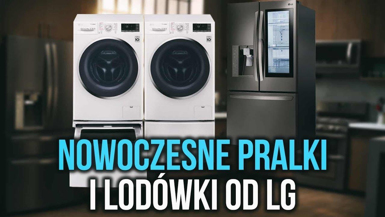 IFA 2017 – LG Prezentuje Nowoczesne Pralki i Lodówki!