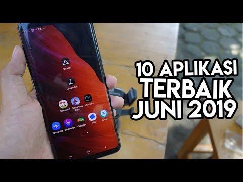 10 APLIKASI TERBAIK DAN TERKEREN EDISI JUNI 2019