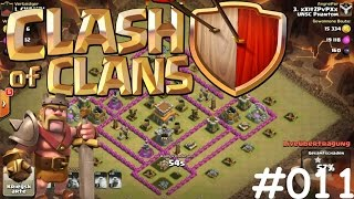 Let's Play Clash of Clans #011 [Deutsch] [HD] [PC] - Live CK Angriff
