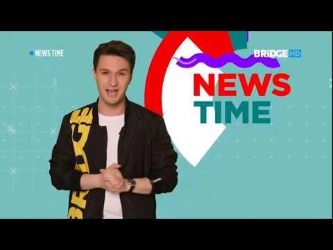 конец Клипы, заставка и News time на BRIDGE HD (30.08.2019)
