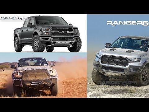 เรนเดอร์ใหม่ Ford Ranger Raptor 2018 หน้าตานี้มั๊ย รอปีหน้า