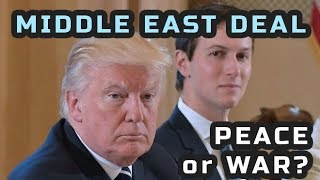 PROPHECY ALERT: TRUMP's 2019 PEACE DEAL Unveiled | Does This Make Kushner the Anti-Christ?