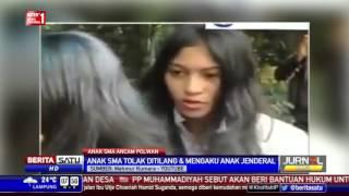 Video Anak SMA Ancam Polwan Hebohkan Media Sosial