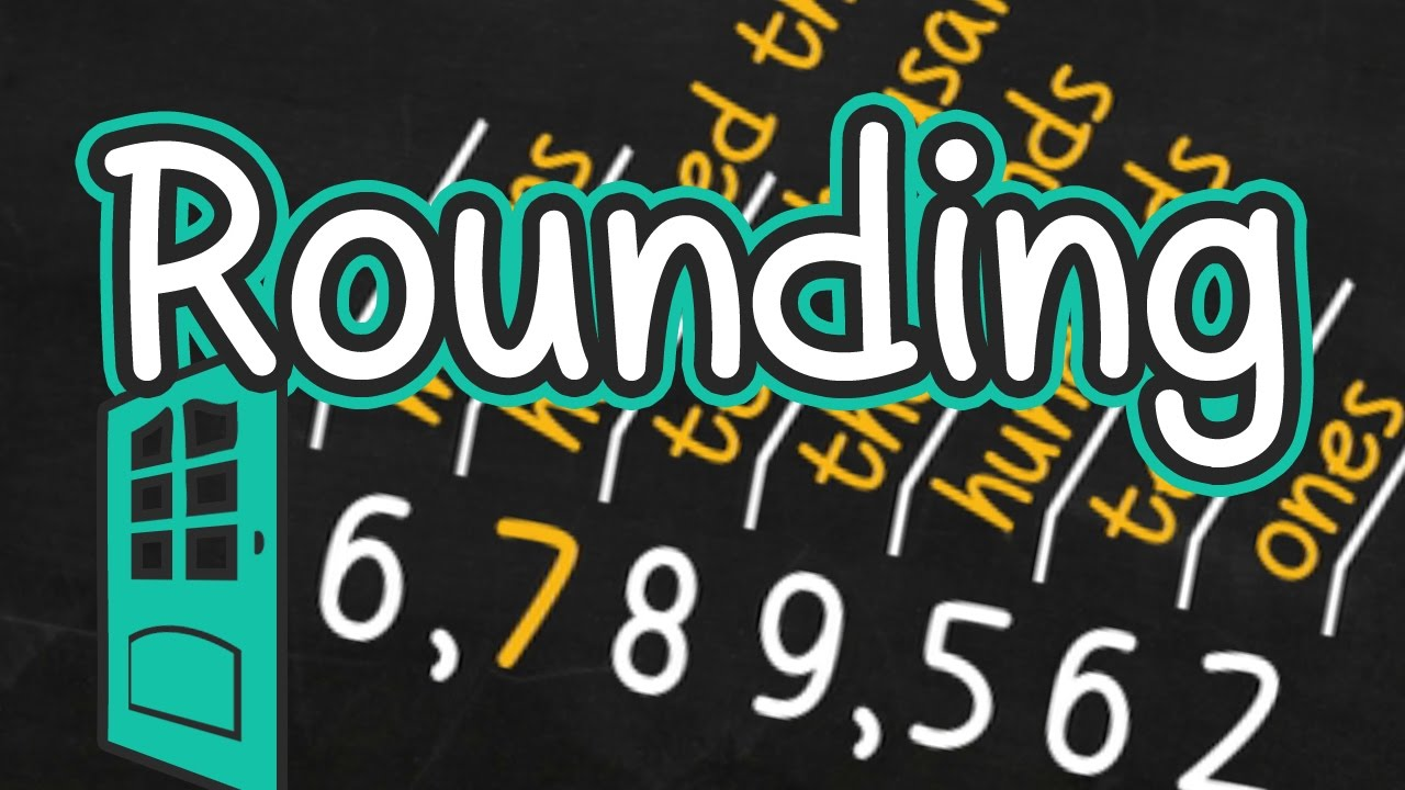 Download Rounding Numbers Video for Kids: Place Value and Rounding Up or Rounding Down   Star Toaster