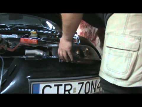 [Alfa Romeo 156 1.6L] Montaż Reflektorów soczewkowych na HID Ksenon 8000k