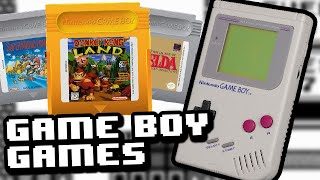 Talking Game Boy Games  - Talk About Games