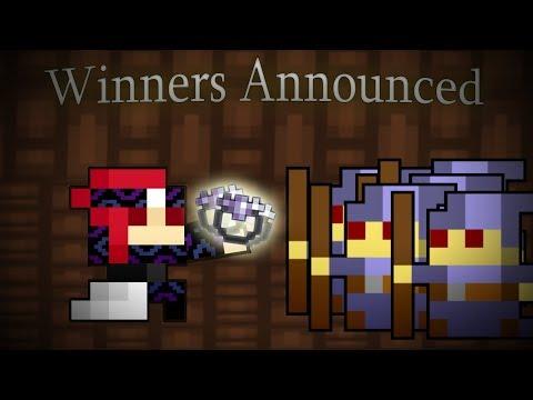 Giveaway Winners {RotMG}