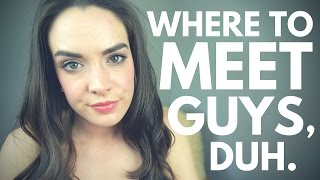 Where to Meet Guys: The Definitive Answer // Amy Young