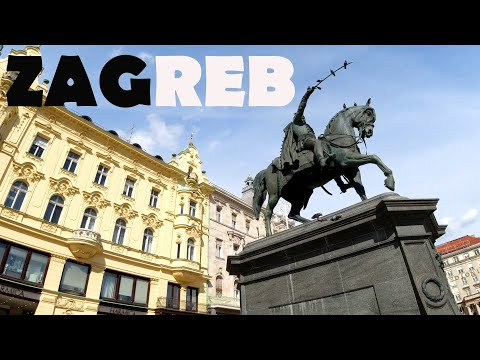 A TOUR OF ZAGREB | The Capital Of Croatia