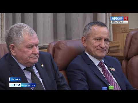 Рустам Миниханов встретился с ректорами вузов Татарстана