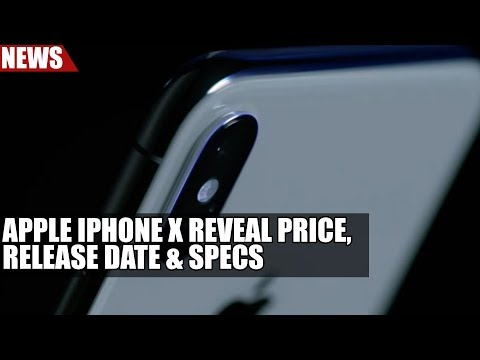 Download Youtube: Apple iPhone X Reveal | Price, Release Date & Specs