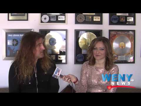 Twin Tiers Sunday with Host Jennifer Sheahen: Trans-Siberian Orchestra Drummer Jeff Plate