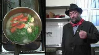 la recette des escargots façon chez Papa