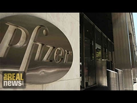 Pfizer Offers To Buy Foreign Corporation In Order To Avoid Paying More Taxes