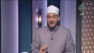 الشيخ خالد شعبان يجيب عن سؤال الحلقة الخاص بحروف المد   مع التلاوة