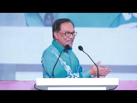 Anwar's maiden speech as PKR president FULL SPEECH