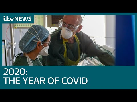 2020: The Year Where Covid Changed Everything | ITV News