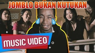 Video ECKO SHOW - Jomblo [ Music Video ] download MP3, 3GP, MP4, WEBM, AVI, FLV Juli 2018