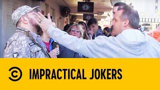 Is Sal The World's Worst Queue Attendant? | Impractical Jokers