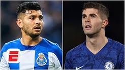 Chelsea have eyes on Tecatito Corona, but is he better than Christian Pulisic? | Transfer Talk