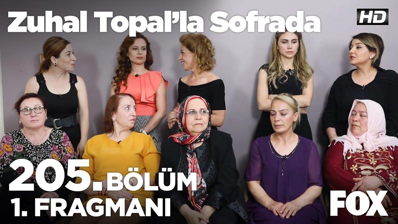 Zuhal Topal'la Sofrada 205. Bölüm 1. Fragmanı