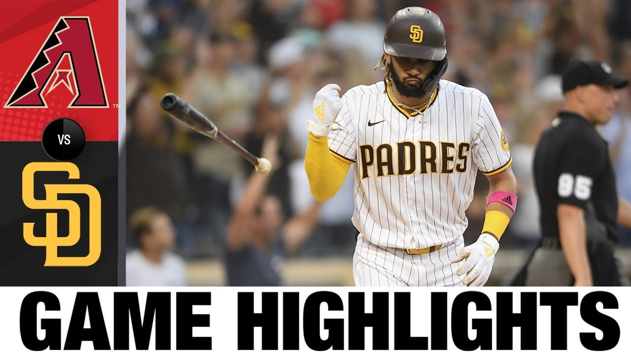 Download Diamondbacks vs. Padres Game Highlights (6/25/21) | MLB Highlights
