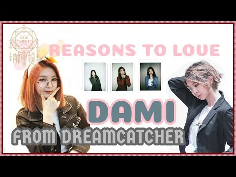 Dreamcatcher's Dami moments that made me go gayer by the second