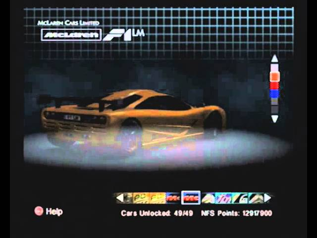 Nfs Hot Pursuit 2 100 Complete All Cars Maps Unlocked Youtube