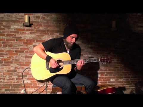 Monte Pittman-The Four Horsemen(Metallica) Out of the Black (Boston Live Acoustic Set)