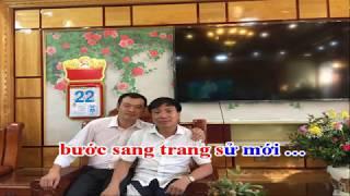 Karaoke Chèo- BÊN TƯỢNG ĐÀI BÁC NGUYỄN VĂN LINH-Soạn lời: Đỗ Xuân Sảng
