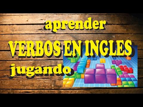 Aprender VERBOS DEL INGLES jugando  en ANDROID GRATIS