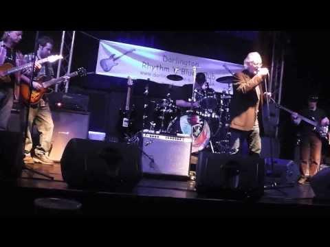 John O'Leary & Sugarkane Live @Darlington RnB club Forum Music Centre